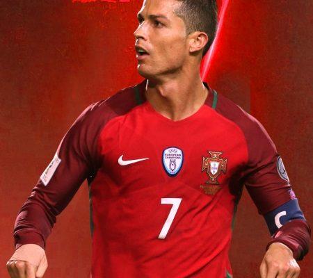 ronaldo-portugal-world-cup-russia-2018 mobile wallpaper HD