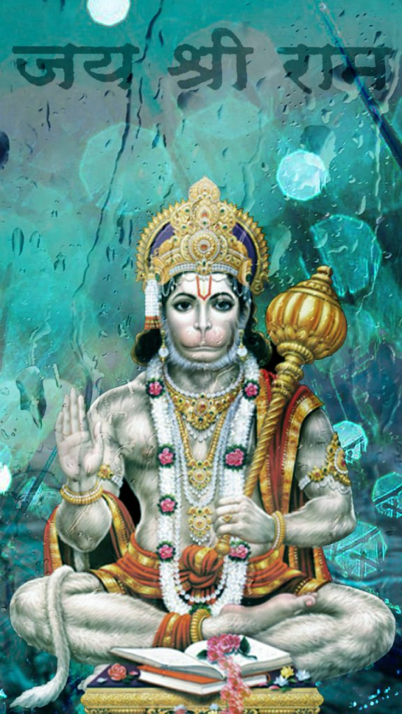 lord hanuman full hd mobile wallpaper 720X1280
