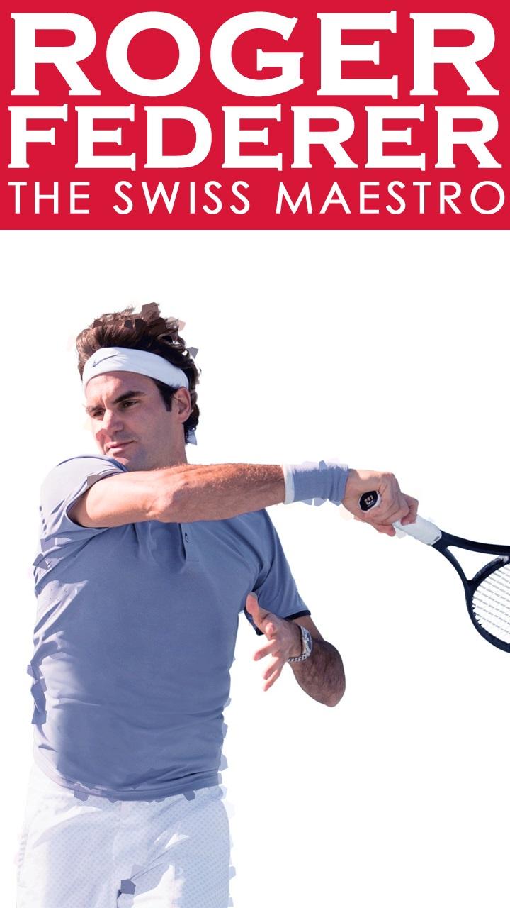 Roger Federer The Swiss Maestro Tennis Hd Wallpaper For Mobile Ghantee