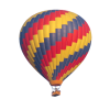 hot air balloon png image free download