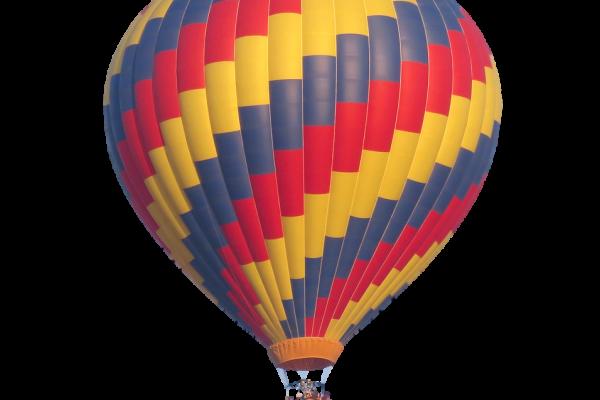 hot air balloon png image free download