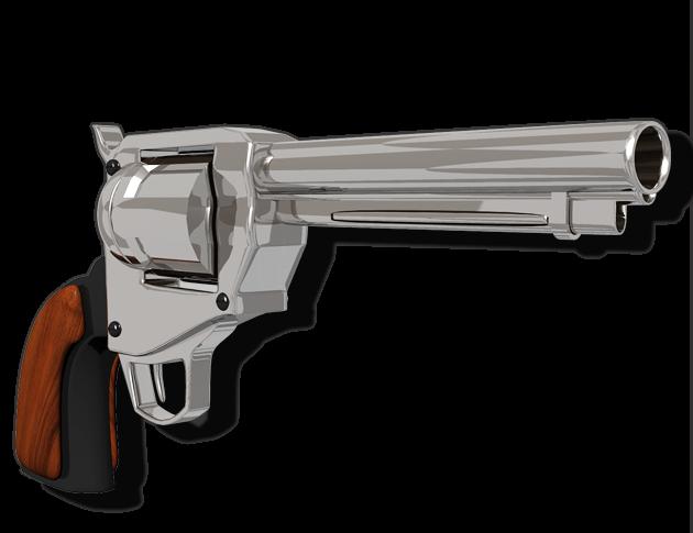 revolver png image