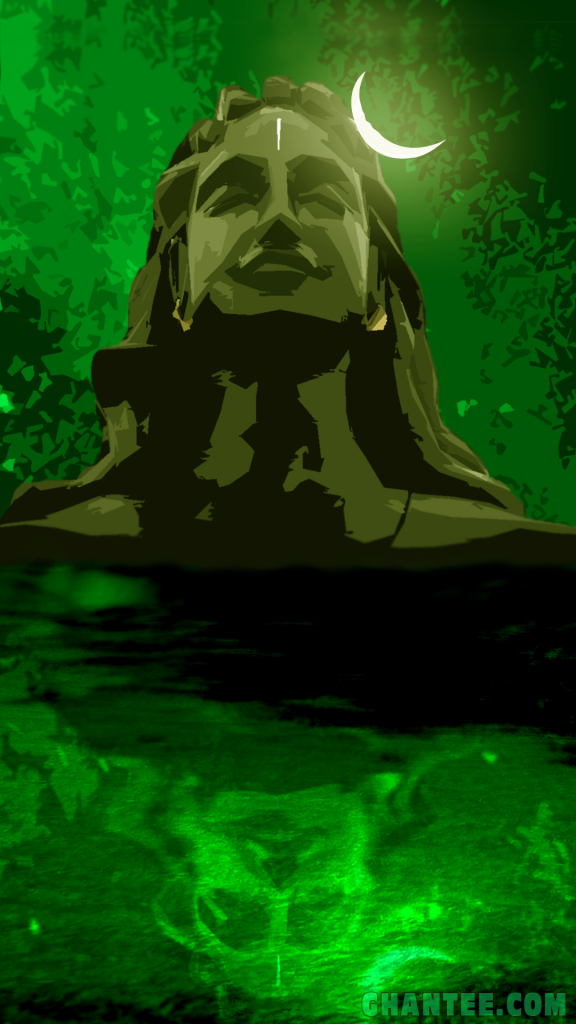 adiyogi full hd phone wallpaper
