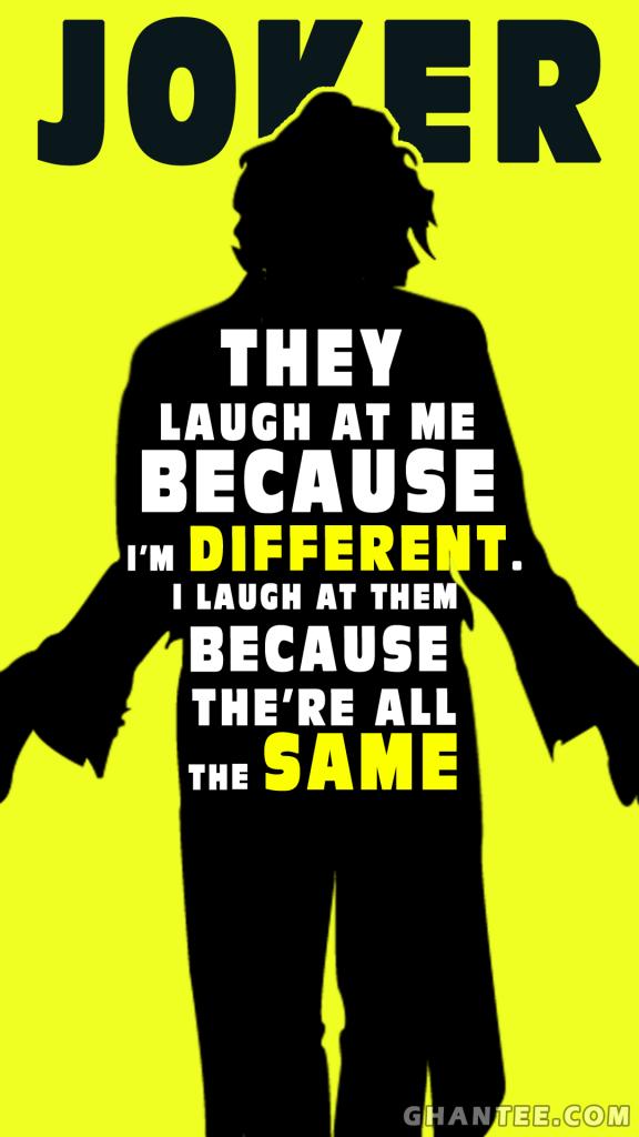 joker quotes wallpaper for mobile