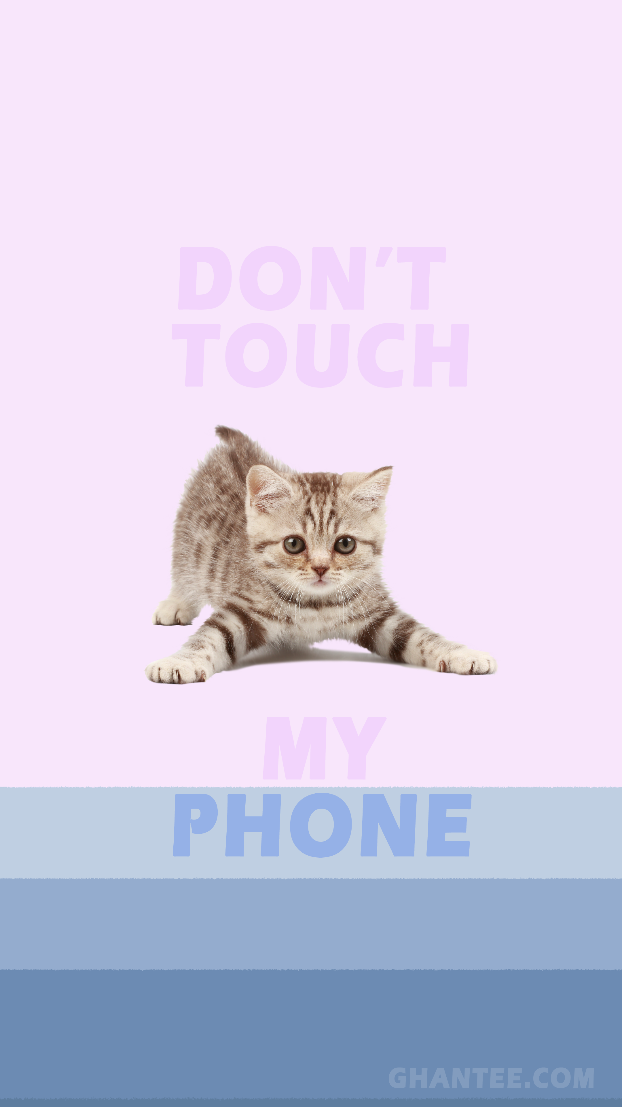dont touch my phone 4k phone background