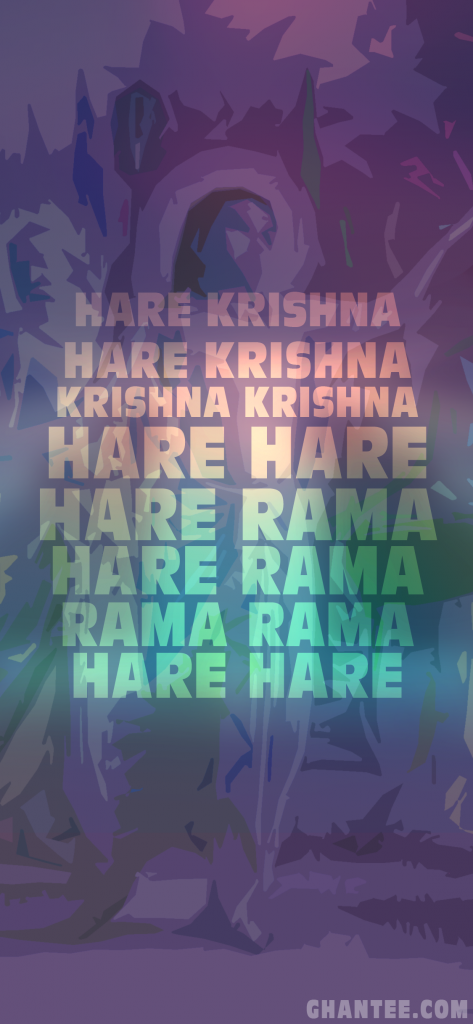hare krishna wallpaper for iphone x