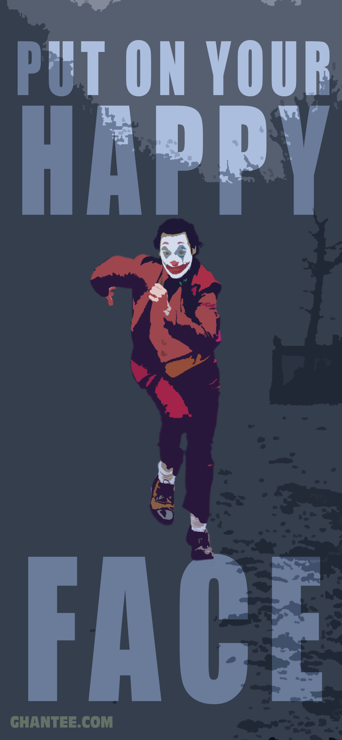 joker 2019 phone background full HD