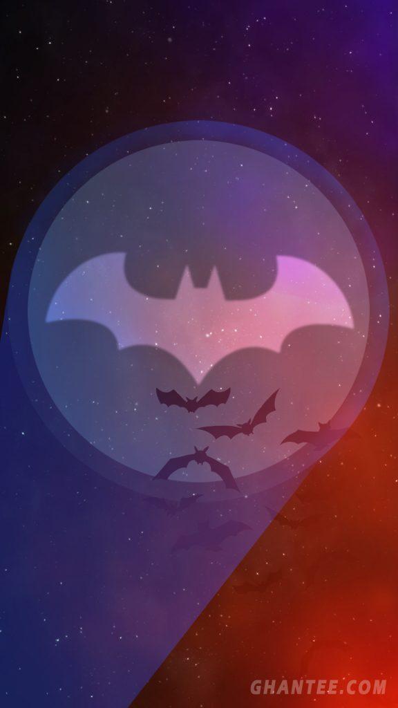 bat signal hd mobile wallpaper