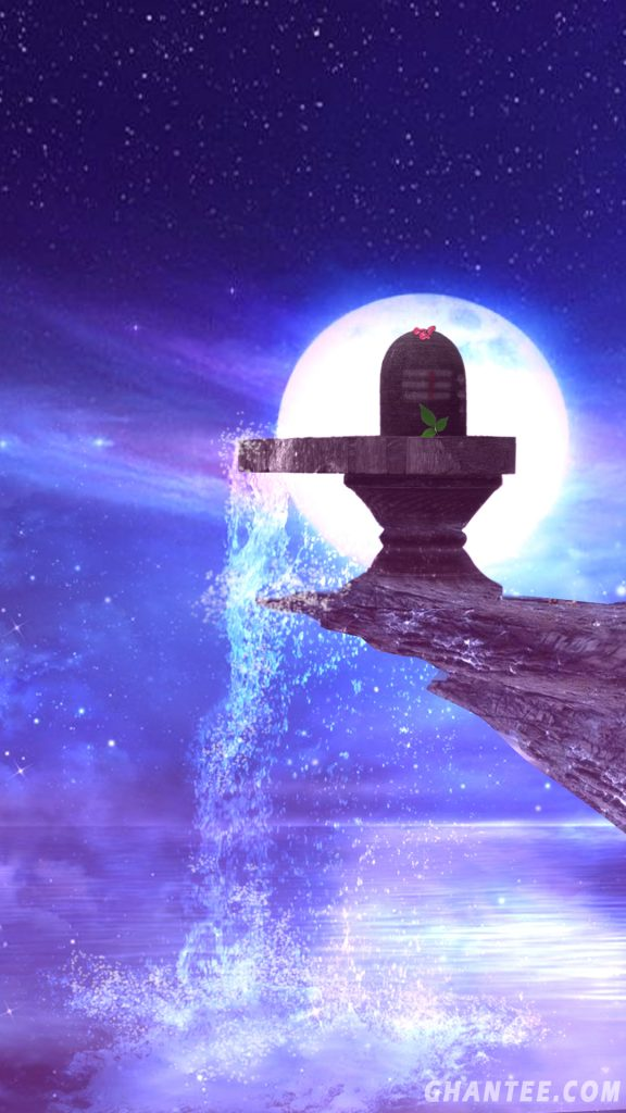 beautiful shivling wallpaper for phone full hd