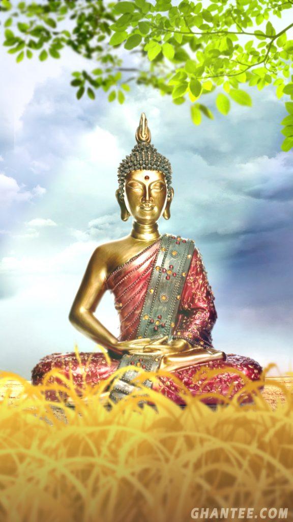 buddha hd phone wallpaper