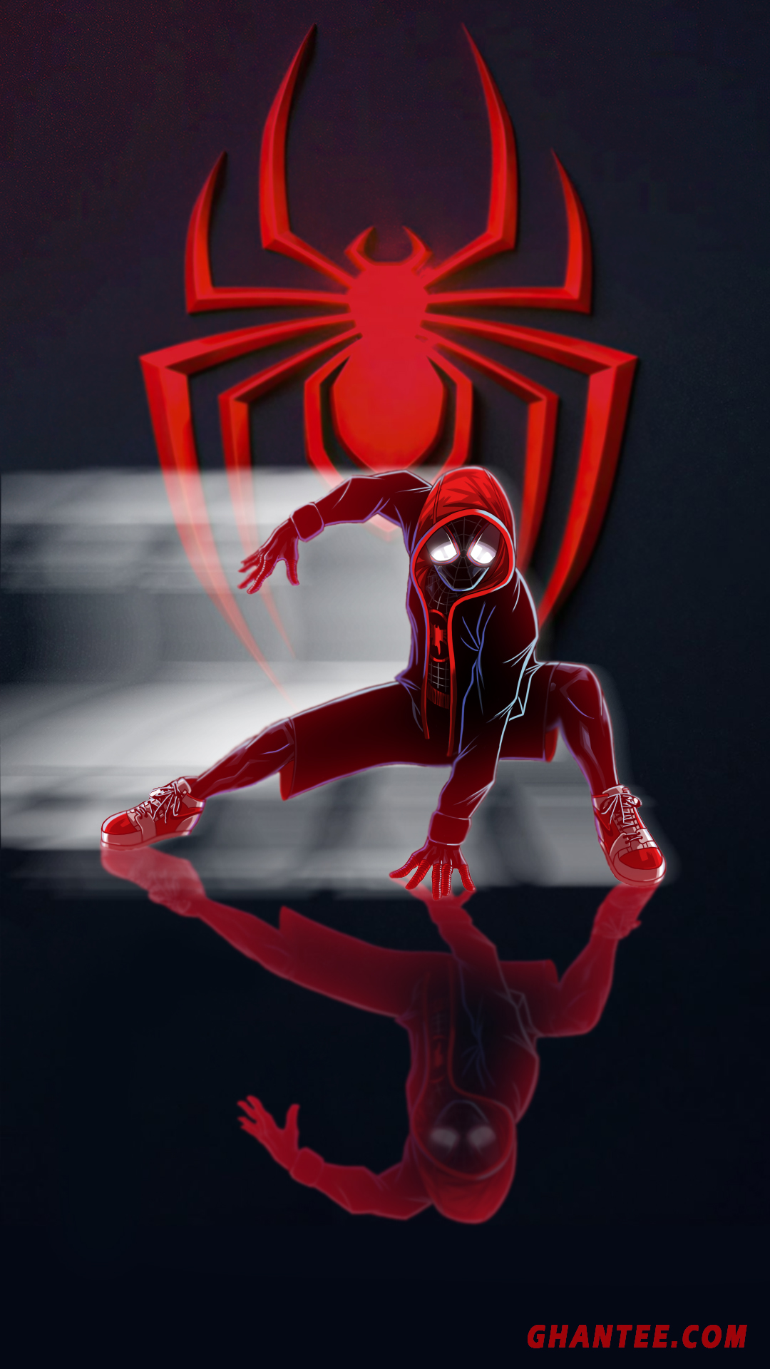 miles morales wallpaper | full hd