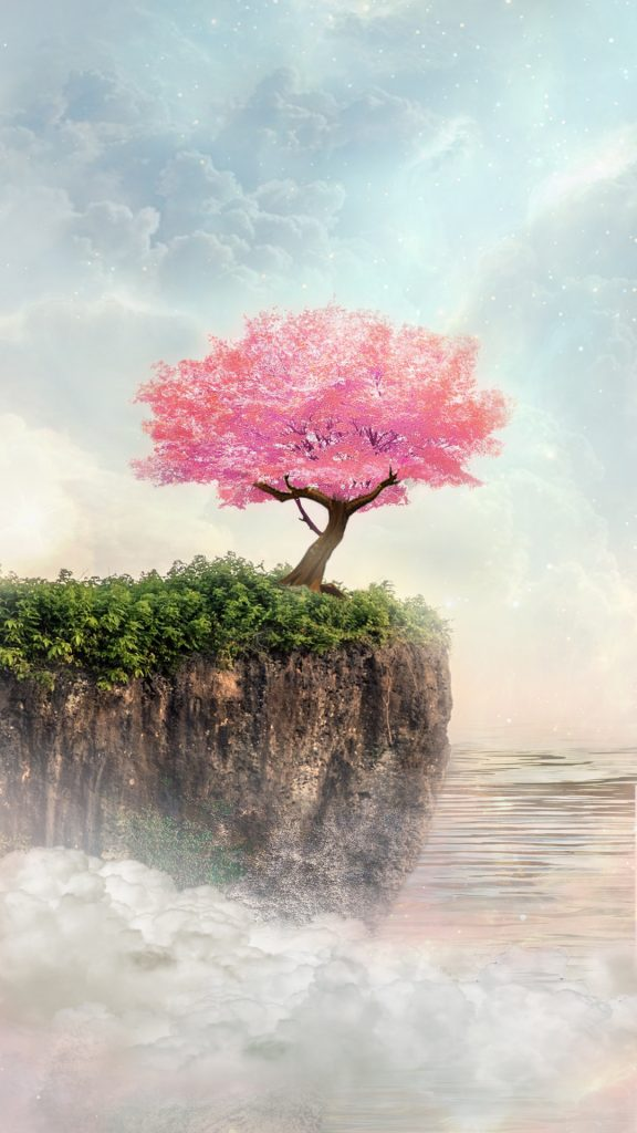 nature background hd magical