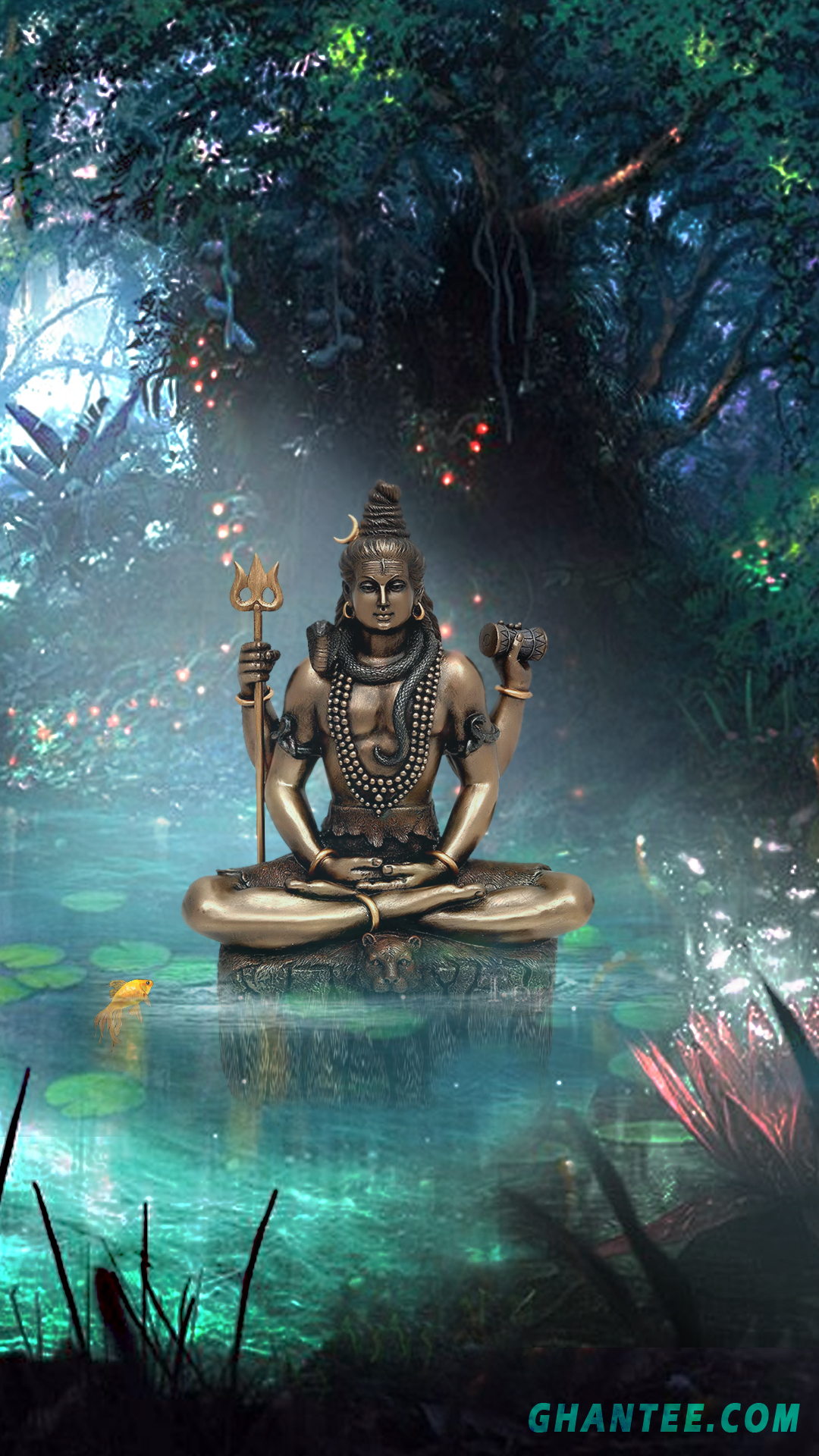 lord shiva hd wallpaper for android and ios