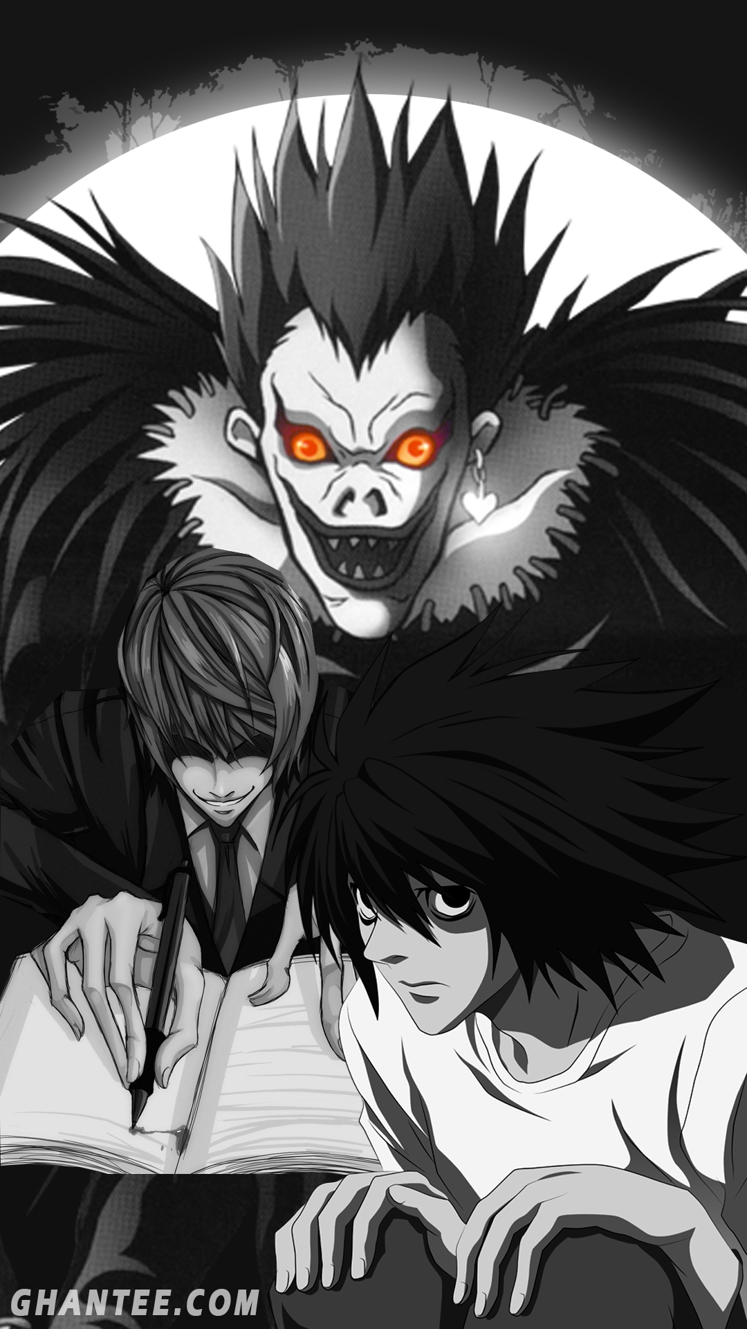 anime wallpaper android – deathnote