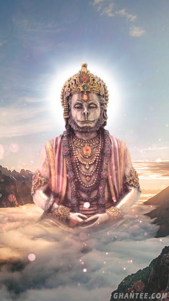 best wallpaper hd for mobile lord hanuman
