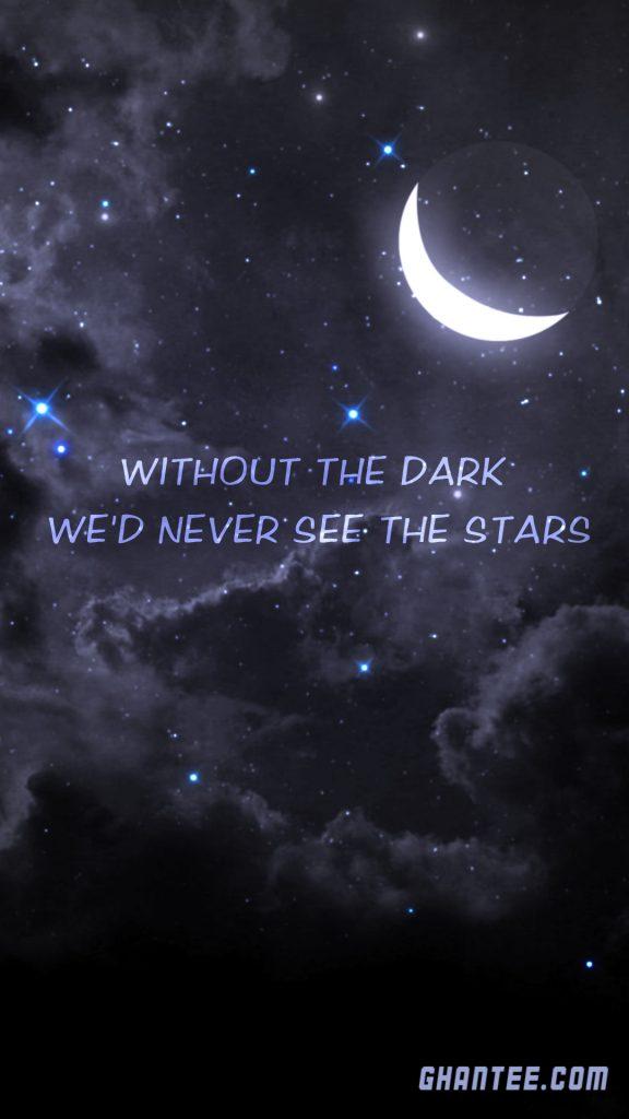 dark motivational quotes hd mobile wallpaper