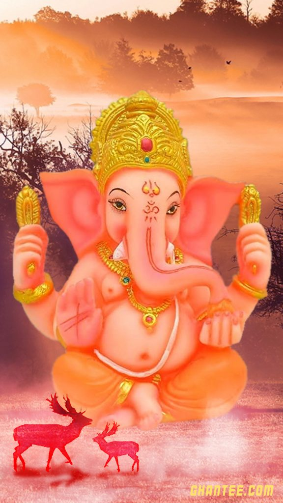 ganpati hd wallpaper iphone
