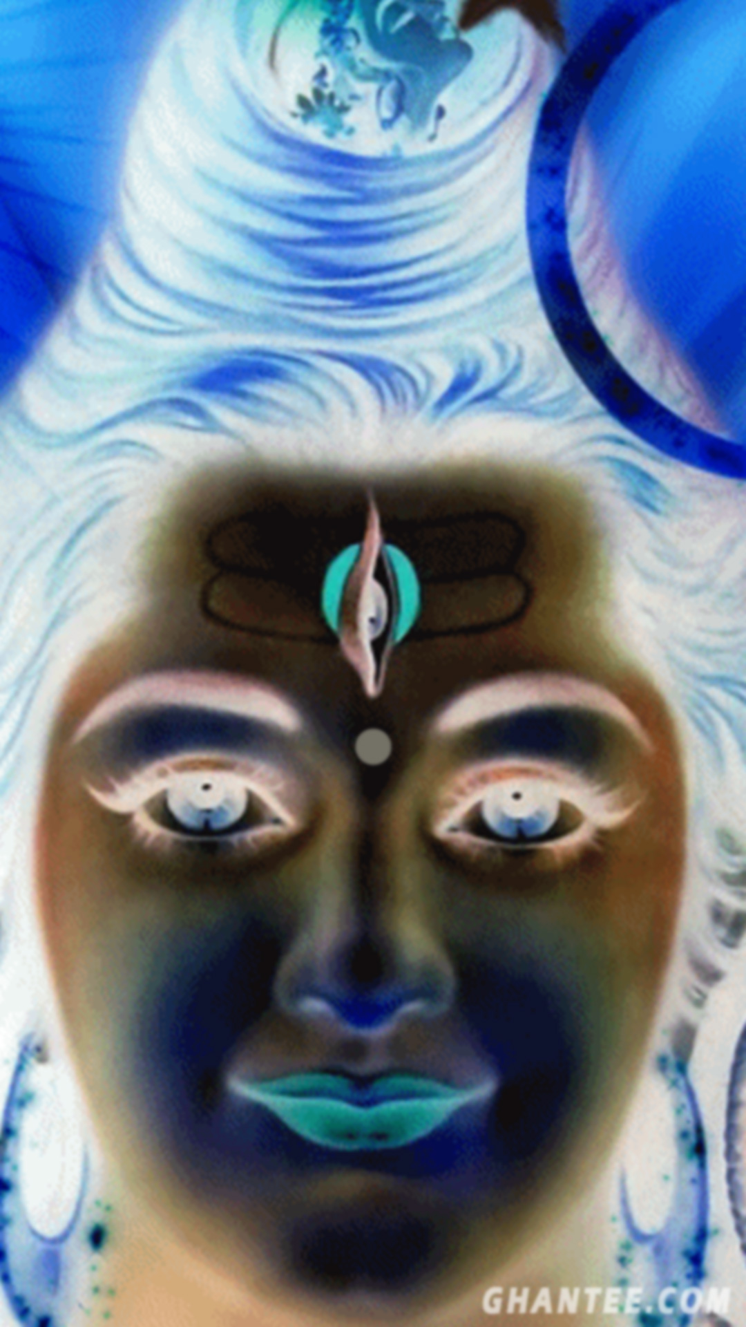 lord shiva image for dhyan | phone background