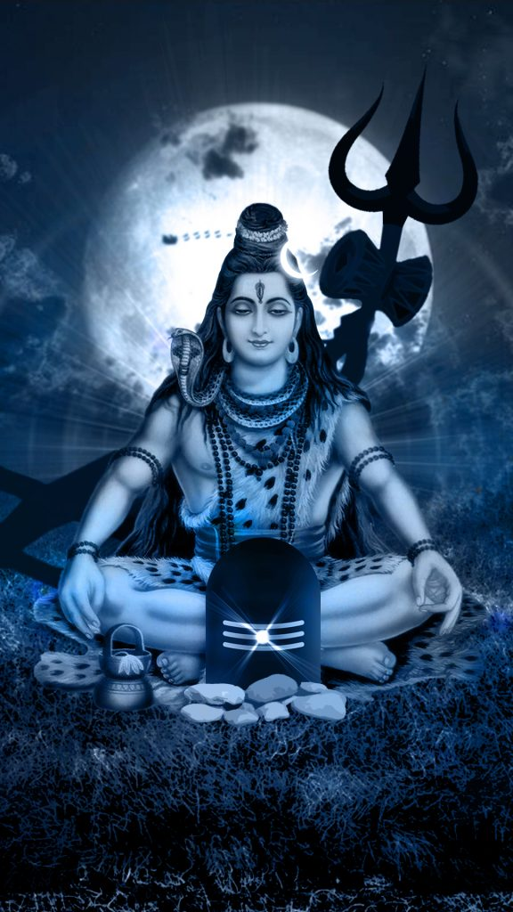 lord shiva wallpaper download for mobile