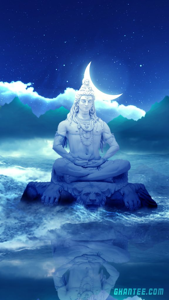 shiv shambhu hd phone wallpaper