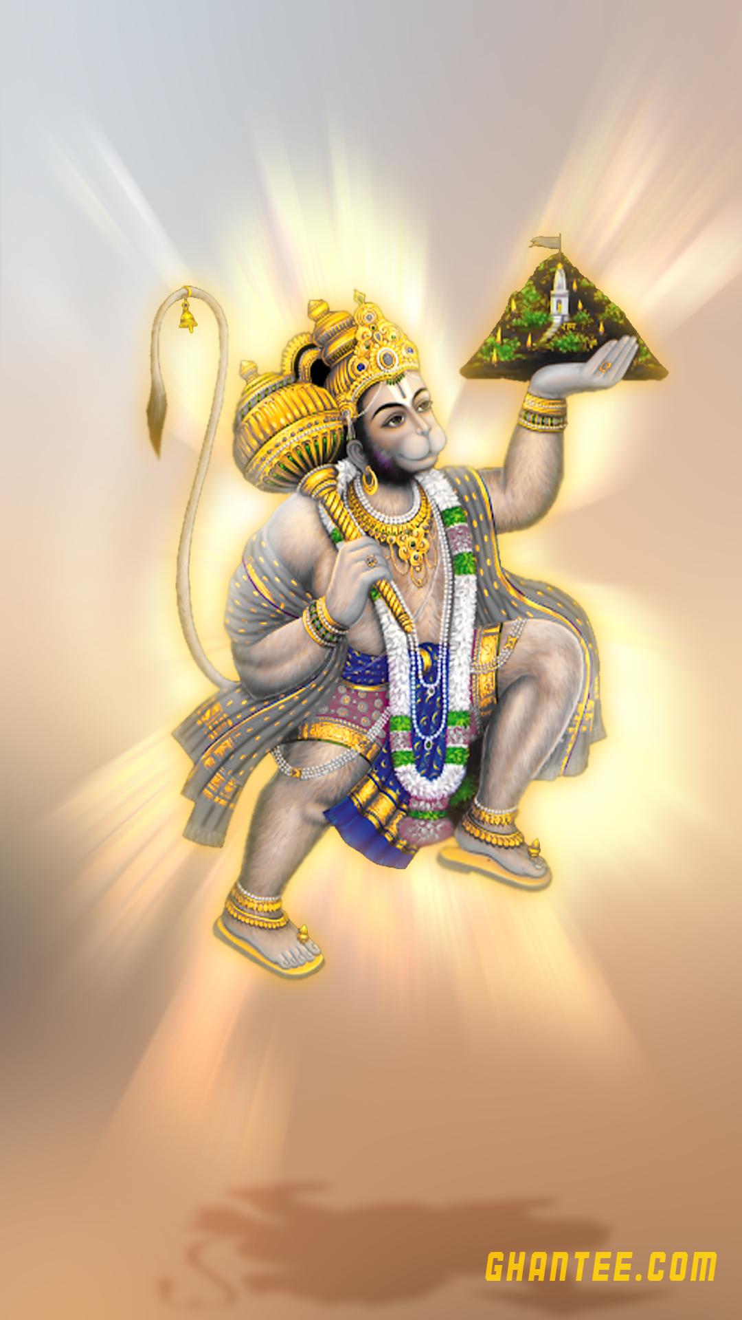 lord hanuman iphone wallpaper – full HD