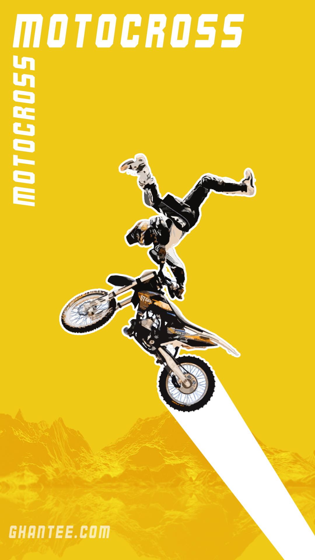 motocross madness hd phone wallpaper