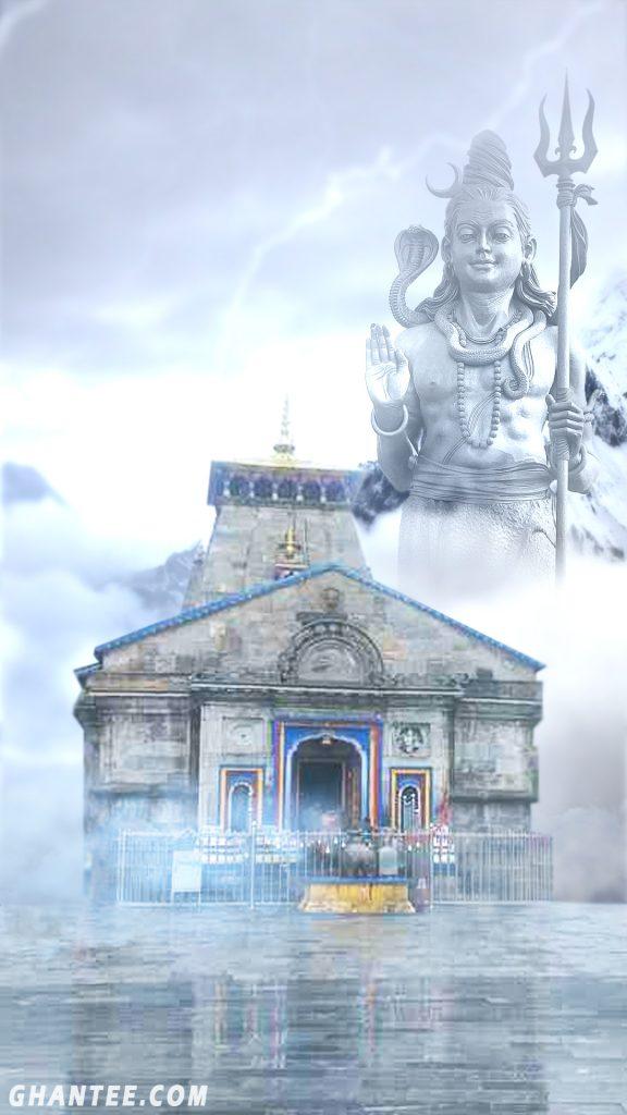 kedarnath temple wallpaper for iphone