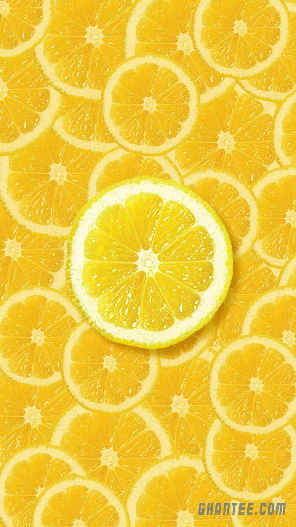 lemon hd phone wallpaper