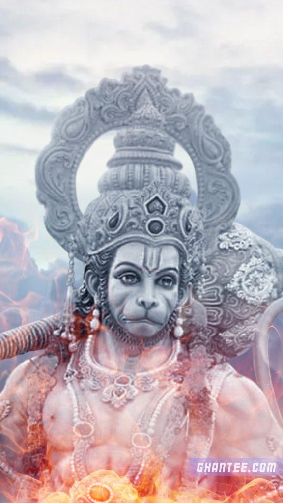 lord hanuman hd wallpaper for iphone