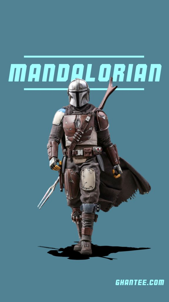 mandalorian hd phone wallpaper