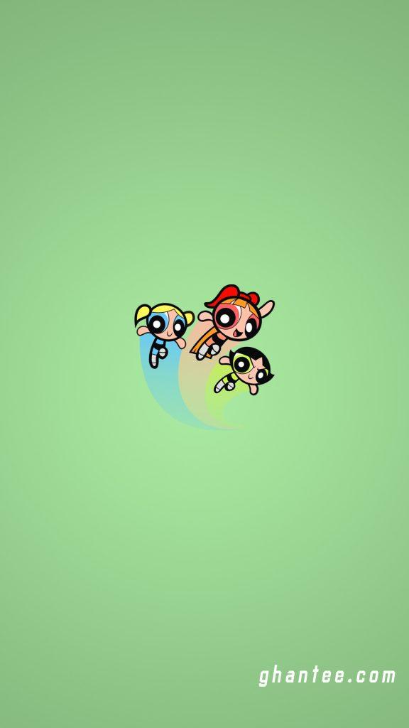 powerpuff girls cute wallpaper for iphone