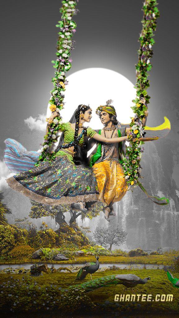radhakrishna star bharat phone wallpaper