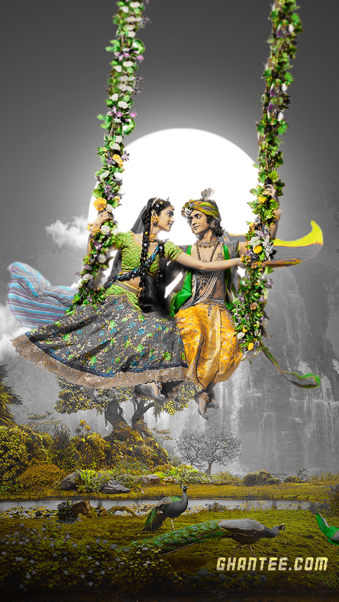 radhakrishna star bharat phone wallpaper | full HD