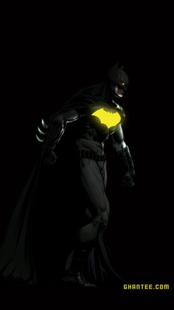 batman minimalist hd wallpaper iphone