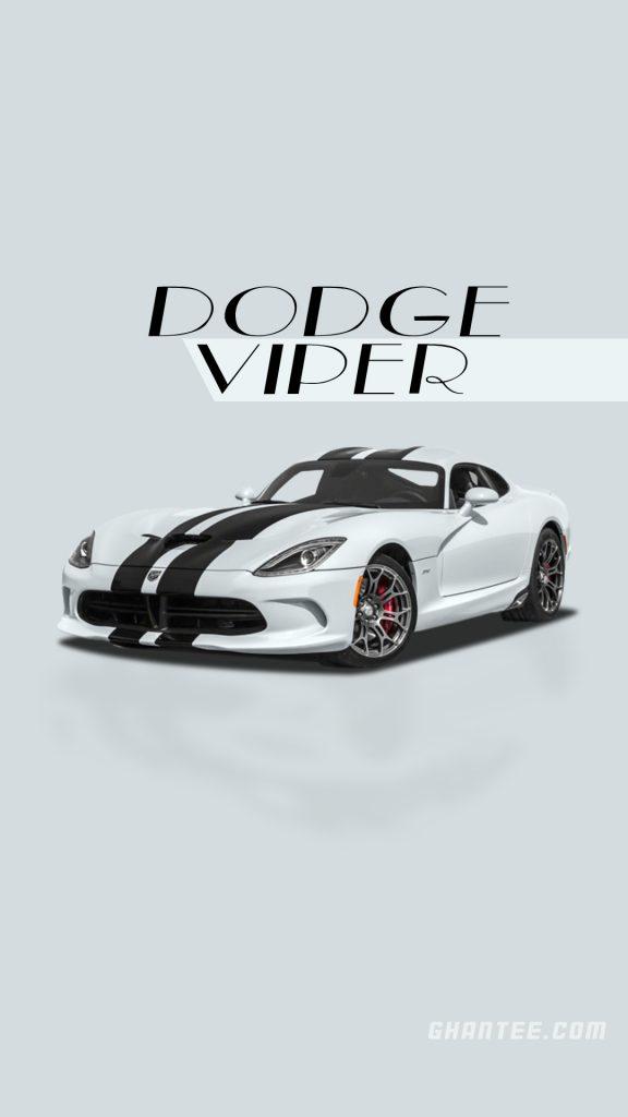 dodge viper hd phone wallpaper