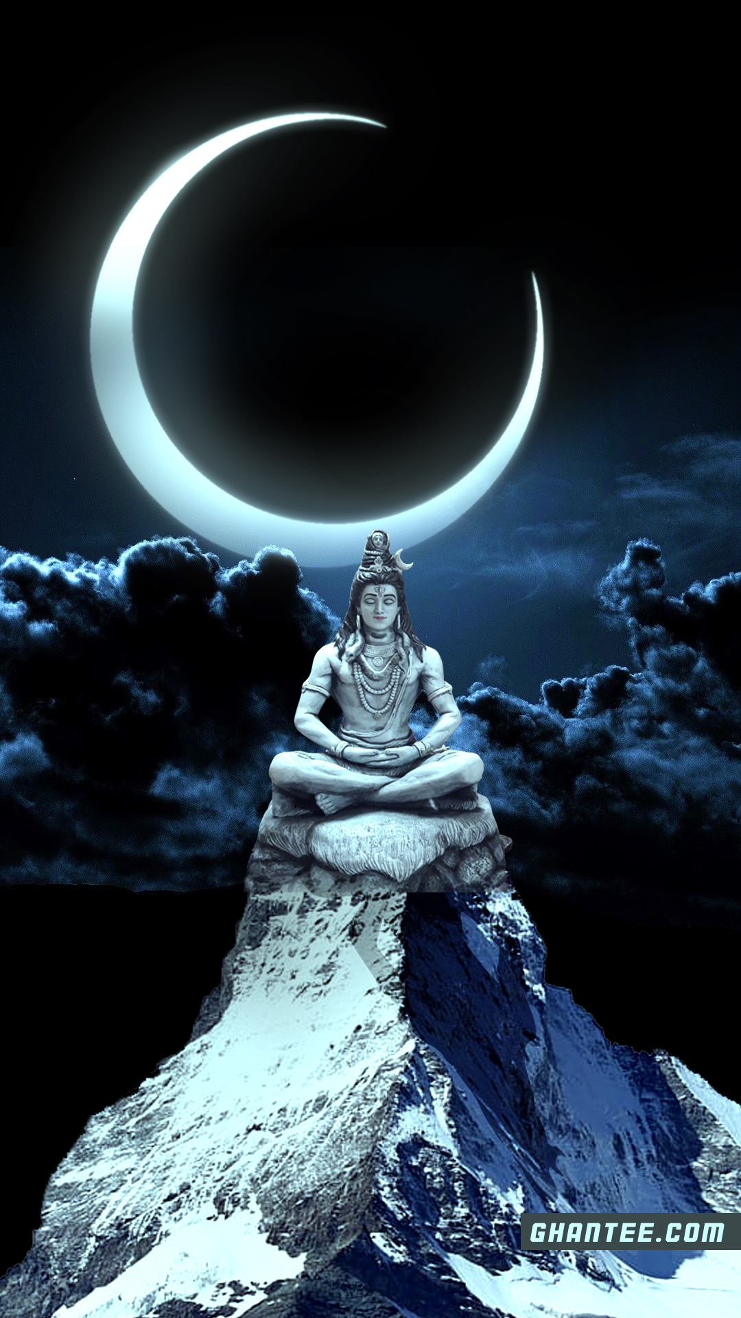 mahadev in shivratri hd phone wallpaper | full Hd
