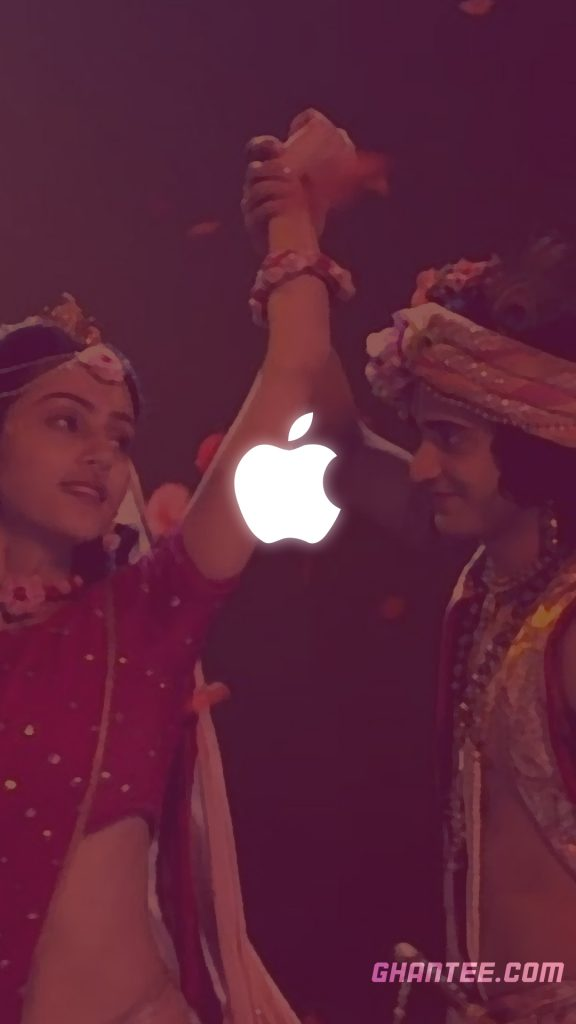 radhakrishna dancing starbharat hd phone background iphone
