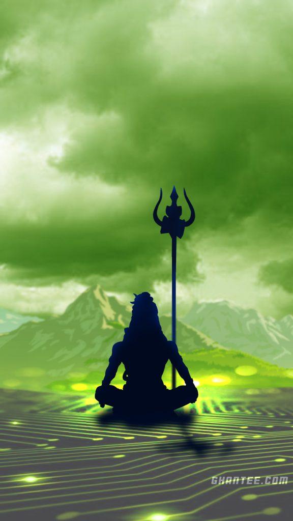 god wallpaper for mobile - mahakal pic