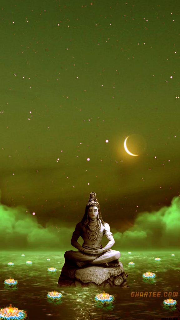 lord shiva god of knowledge image manipulation