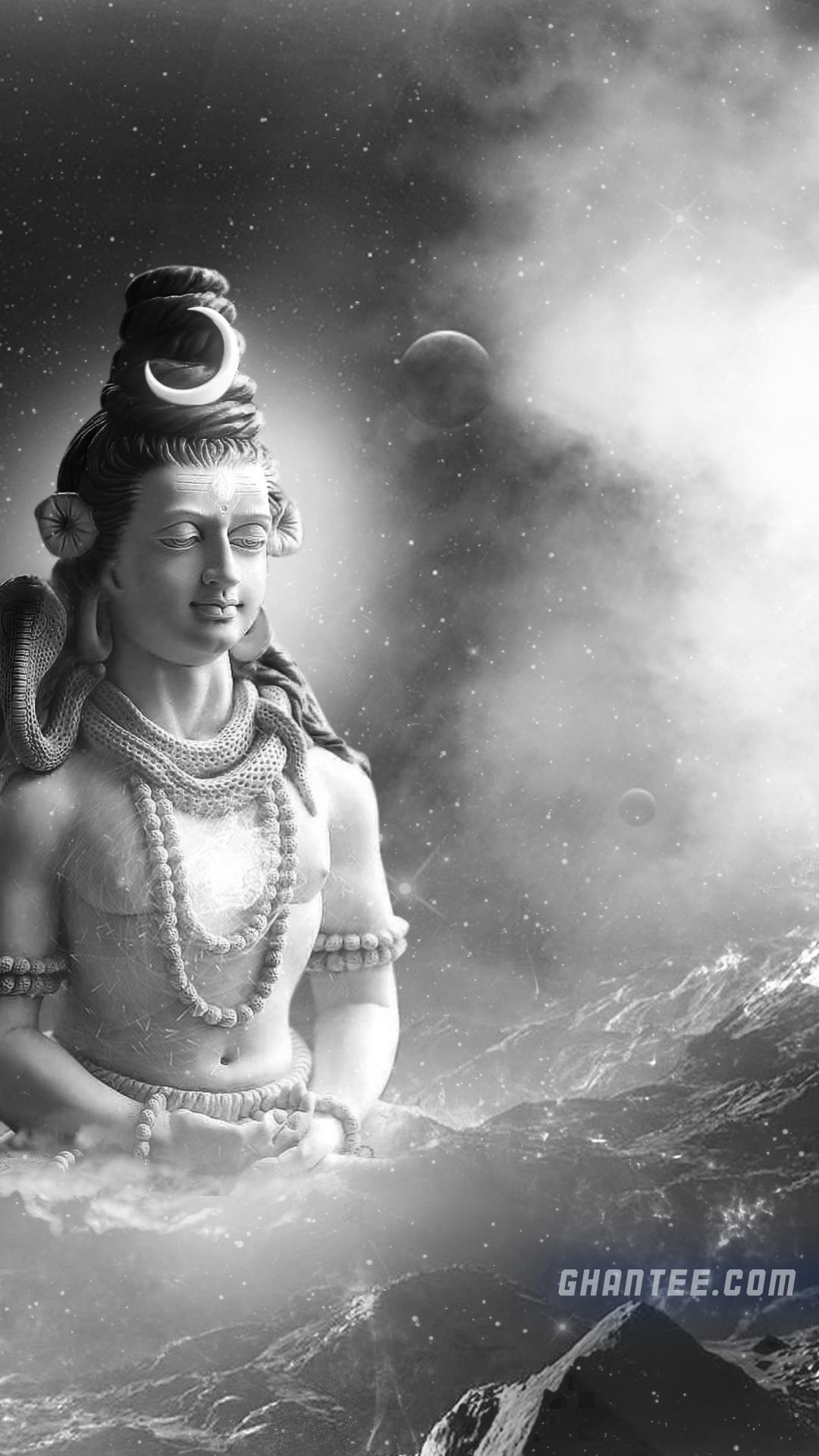 Shiv hindu god wallpaper hd for mobile