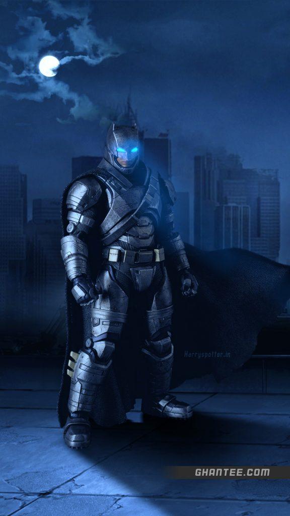 armoured batman action figure wallpaper HD