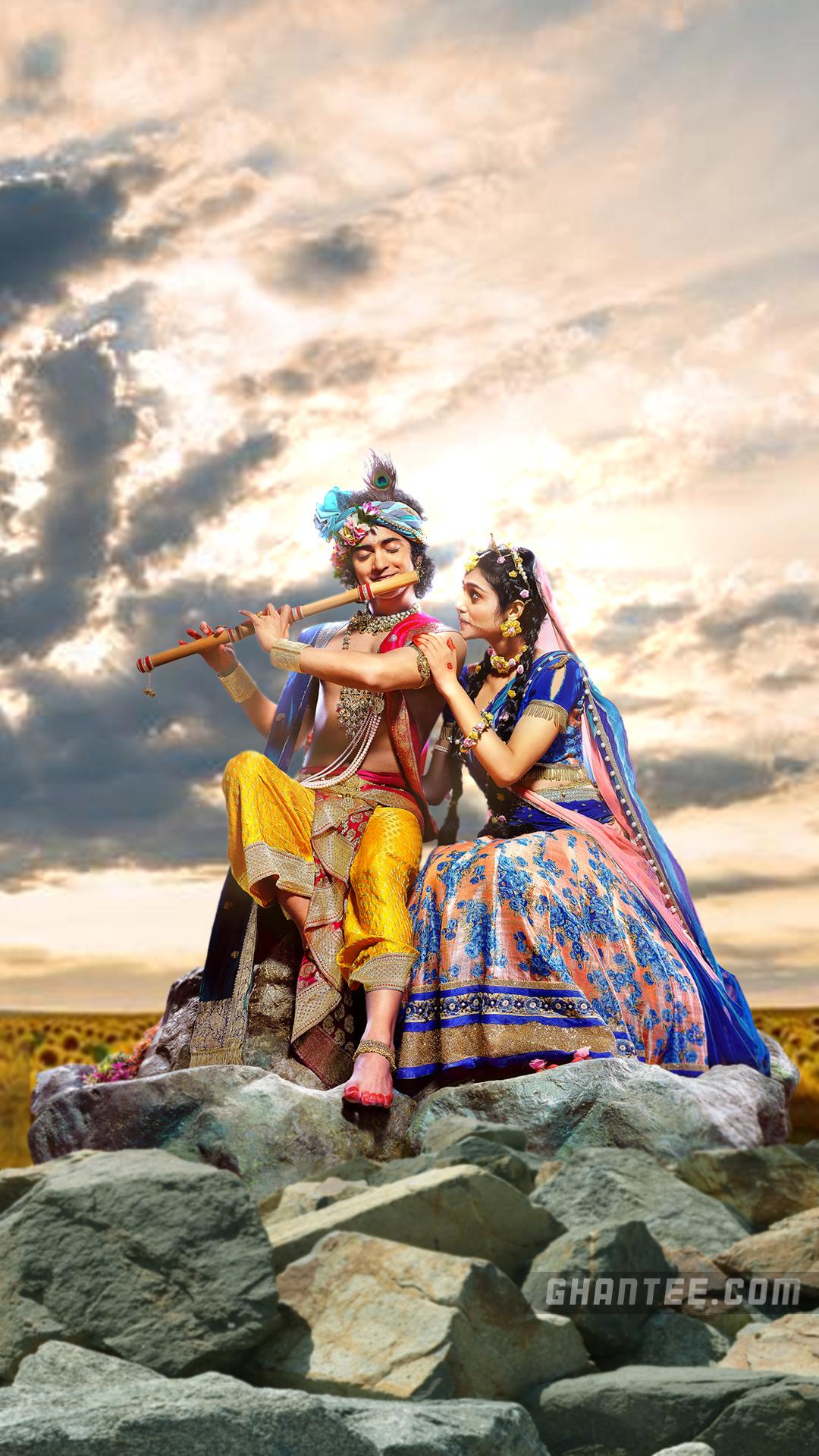 beautiful radhakrishna wallpaper hd download