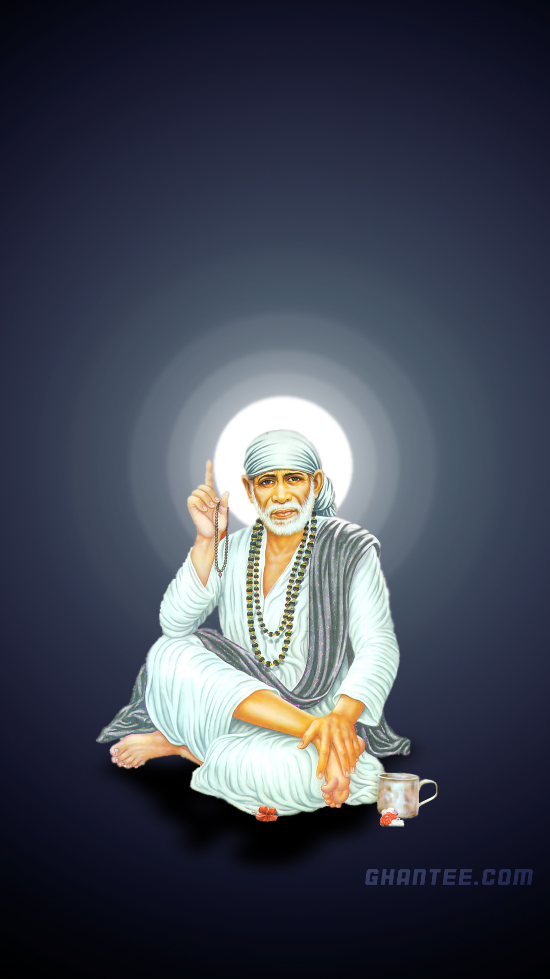 9 sai baba images in Hd resolution