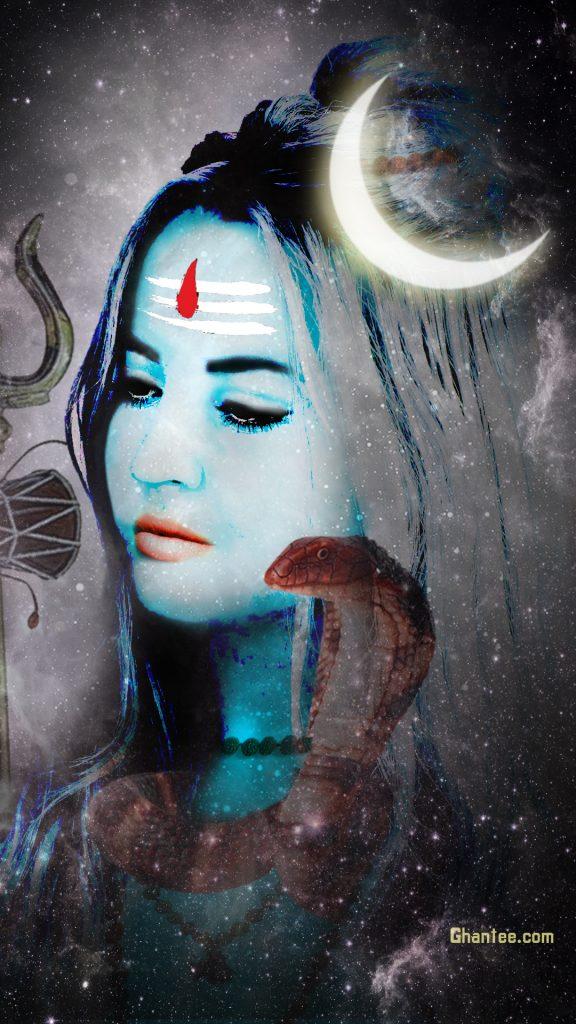 bhagwan shiv face hd phone wallpaper 1080p