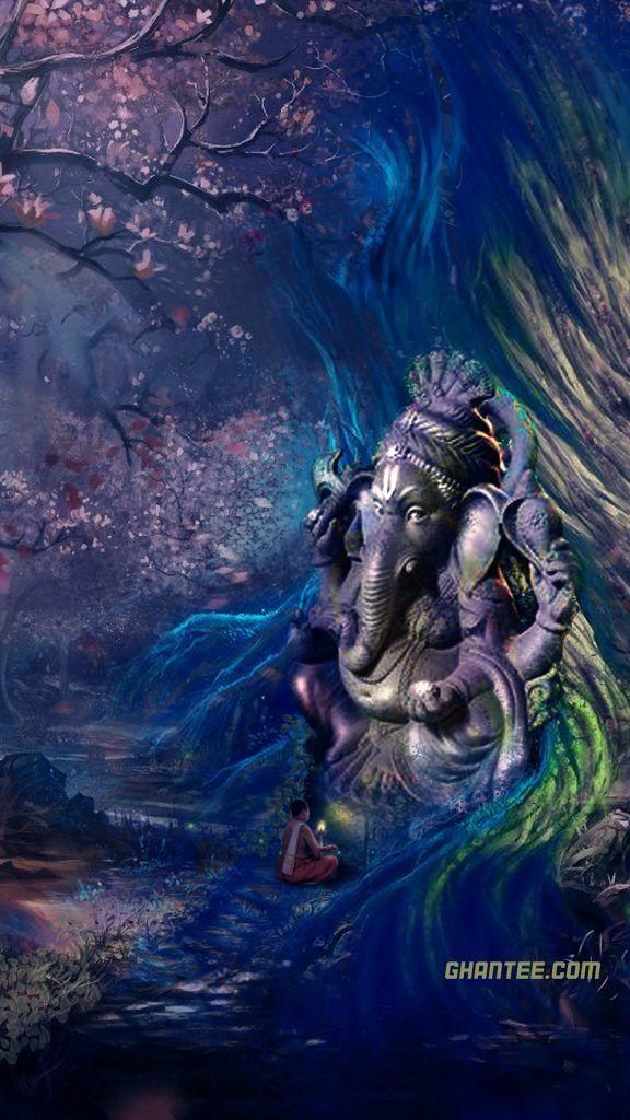ganpati bappa image for iphone