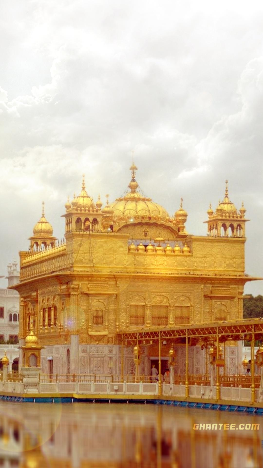 golden temple wallpaper for iphone