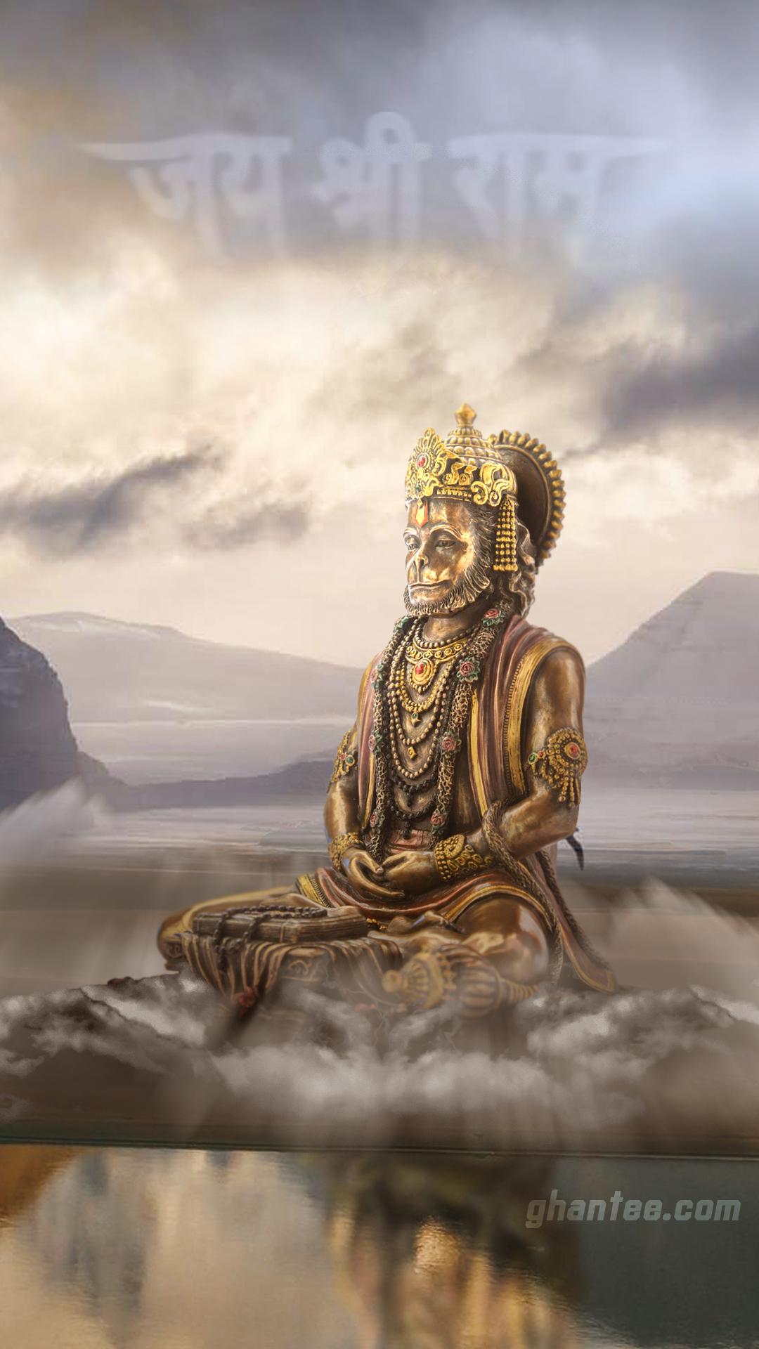 hanuman hd wallpaper for iphone – Jai shri ram