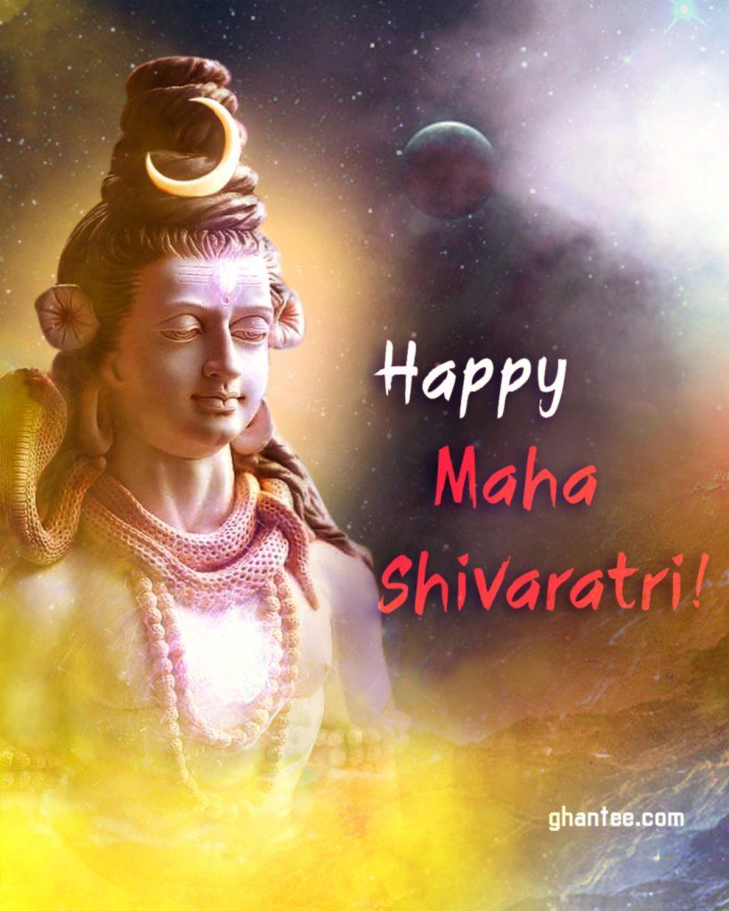 happy shivratri image