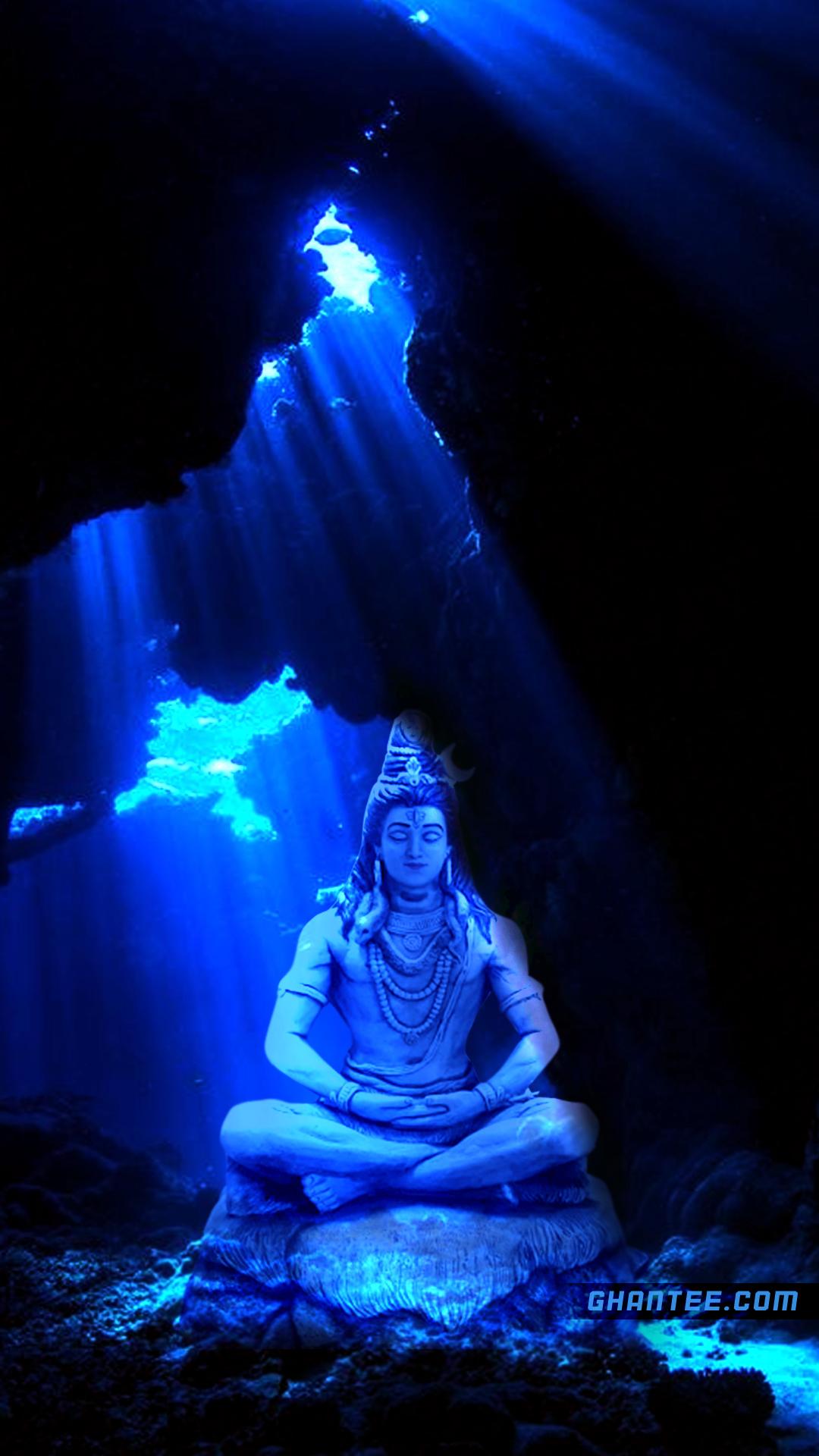shiva wallpaper hd underwater