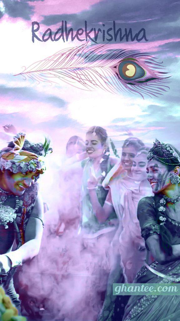 radhakrishna image full HD 1080p